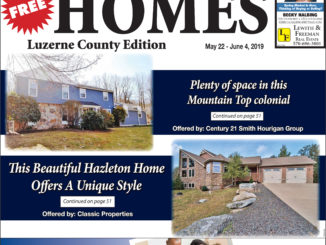 Luzerne Homes: May 22, 2019
