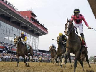 Preakness winner likely to run in Belmont