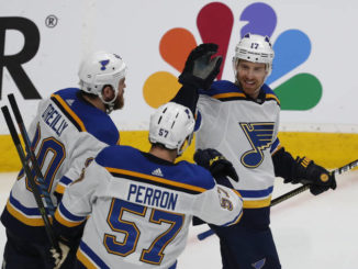 Stanley Cup Playoffs: Schwartz, Tarasenko have Blues close to Cup Final