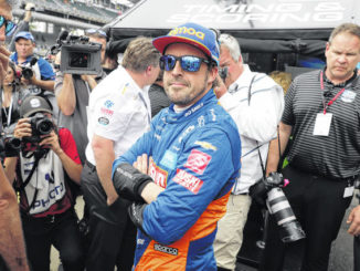 One-shot drivers hoping to use Indy 500 as launching pad