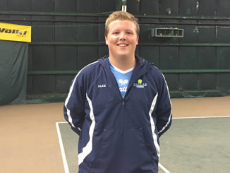 Dallas' DeRome earns silver at District 2 tennis singles championships