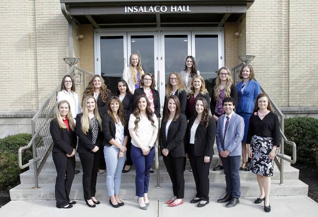 Misericordia University graduate students present research