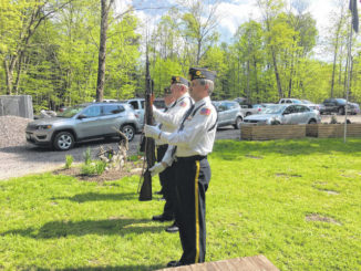 Fishing derby honors fallen vets, first responders