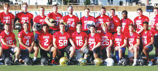 Seniors get one last game in Friday's UNICO All-Star Football Classic