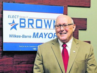 Brown observes count, says he won GOP write-ins