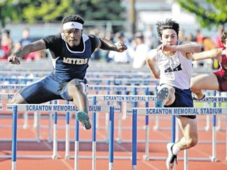 D2 track and field: Wilkes-Barre athletes finish strong in boys 3A meet