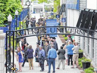 Wilkes graduates 797