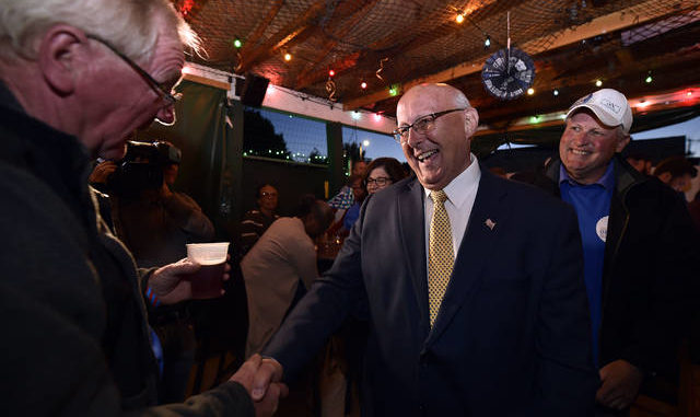 Brown cruises to victory in WB mayoral primary