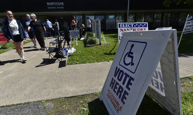 Polls are closed locally and across Pennsylvania