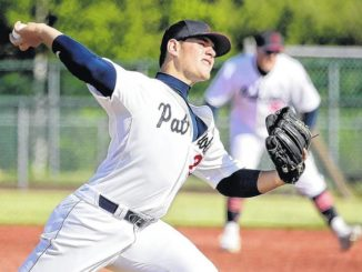 D2 baseball: Ralston nearly perfect as Pittston Area heads to 5A title game
