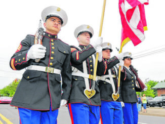 West Side, Ashley Memorial Day Parade line-ups set