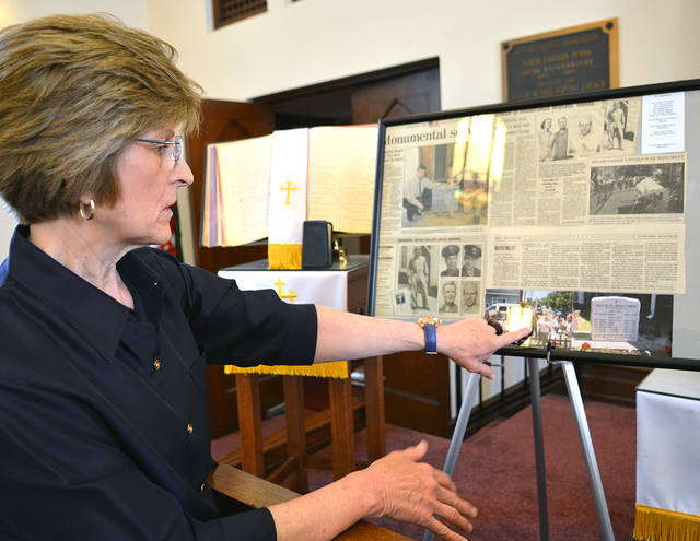 Wilkes-Barre church pays homage to parishioners who died in WWI, WWII