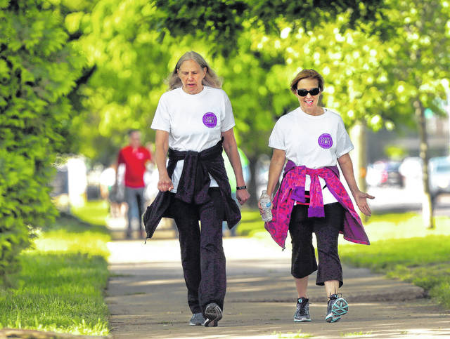 22nd annual Candy's Place Walk held in Forty Fort