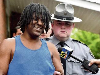 'Damn that **** sucks,' homicide suspect says after arraignment, plugs his rap music