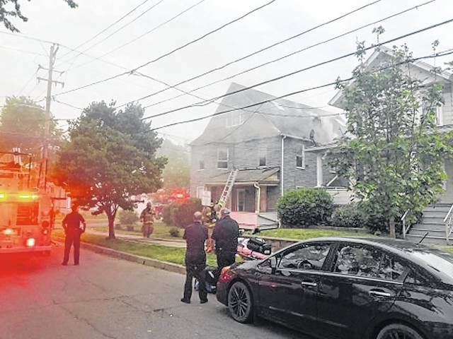 One displaced, cat rescued in Kingston house fire | Times Leader