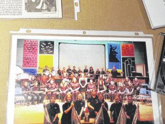 Hanover Area band alumsplan 25-year reunion
