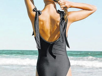 Styling: Checking out the latest swimsuit trends