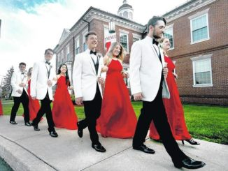 MMI grads step out in style