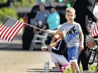 Our view: Diamonds to all involved in Memorial Day ceremonies