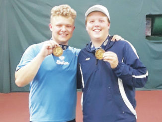 Dallas juniors Toussaint, DeRome finish fourth in PIAA tennis doubles play