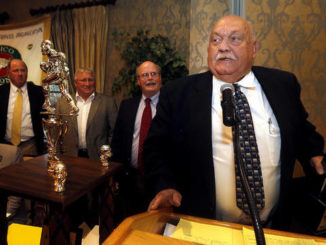 UNICO banquet honors former Wilkes-Barre coaches Fick, Joseph, Meck and Namey