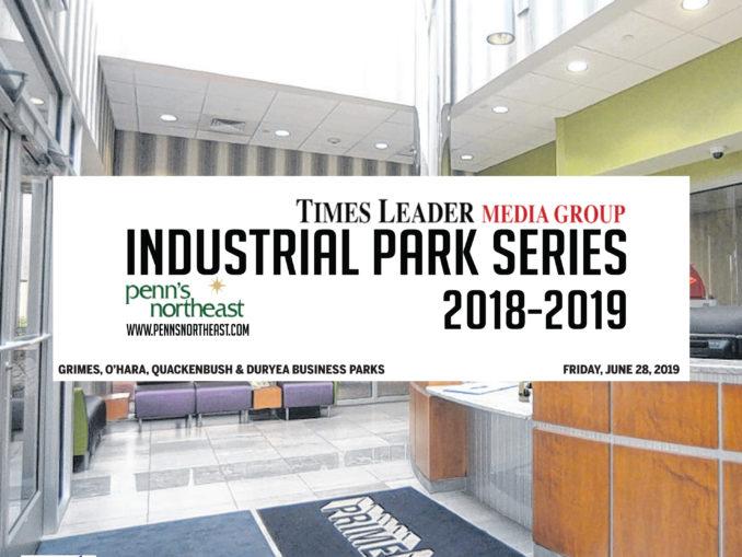 Industrial Park Series: June 2019