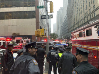 NYC Fire Department: Helicopter pilot has died