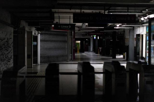 Tens of millions without power in South America
