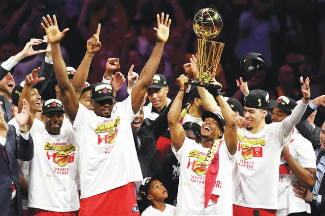 With questions looming, Raptors start thinking about future