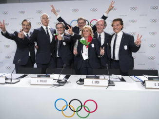 Italy's Milan-Cortina wins vote to host 2026 Winter Olympics
