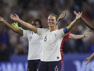 It's on: The World Cup clash between the US and France