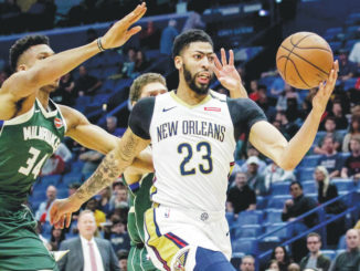 Lakers land Anthony Davis from Pelicans in blockbuster trade