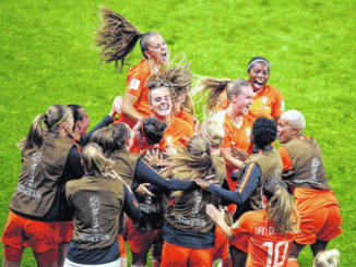 Dutch cap Europe's World Cup dominance