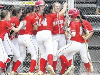 PIAA softball: Hazleton Area wins 6A quarterfinal on Julia Mrochko's walk-off home run