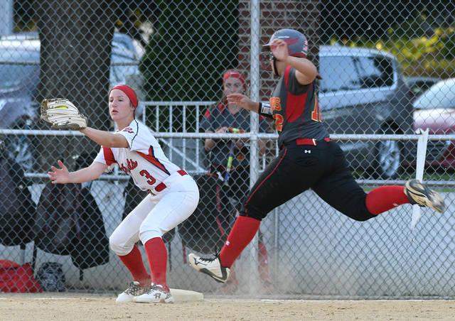 PIAA softball: Pittston Area hit hard early in Class 5A quarterfinal loss