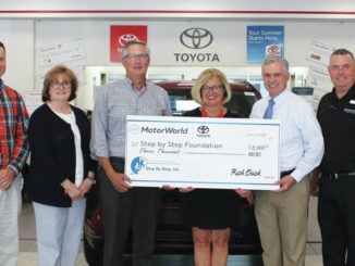 MotorWorld supports Step By Step Golf Tournament