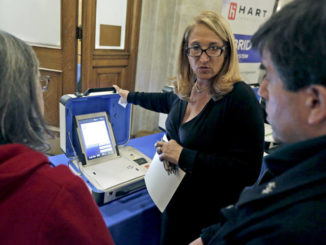 Potential new Luzerne County voting machines under review