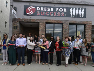 Leadership W-B committee completes renovation of Dress for Success