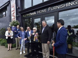 A year after the tornado, Kurlancheek opens new store in Forty Fort