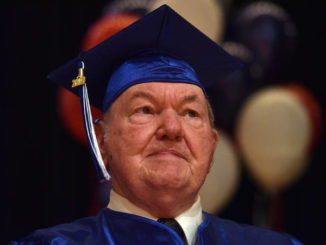 Over six decades in the making, 83-year-old receives high school diploma from Nanticoke