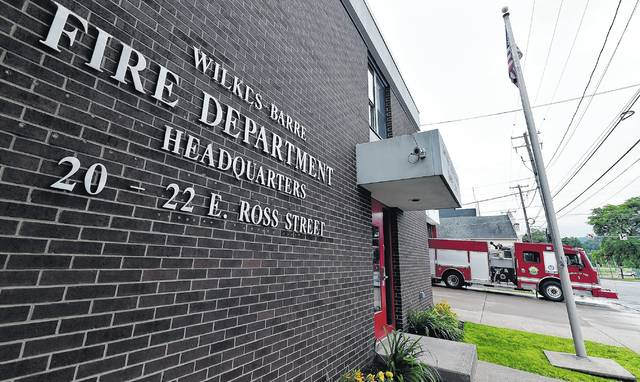 Wilkes-Barre to interview candidates for firefighter vacancies