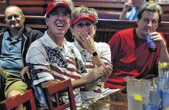 Area Republicans celebrate as Trump launches 2020 bid