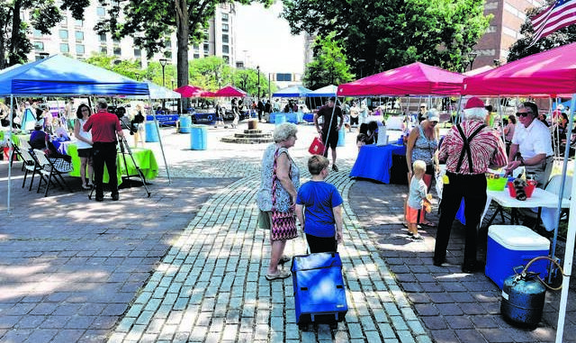 Mondays at the Market to start July 8 in Wilkes-Barre