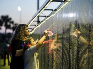 Area man leading effort to bring traveling Vietnam vets memorial to Plymouth