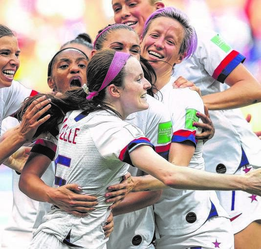 Their view: Pay up, FIFA. End double standard for women soccer players