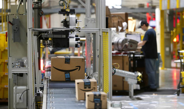 Amazon, seeking more skilled workers, will do the training