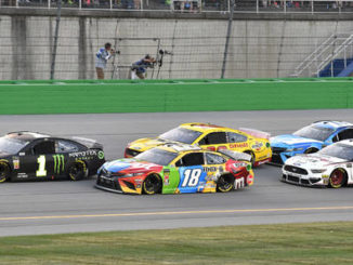 NASCAR: Kurt Busch outduels little brother to win at Kentucky