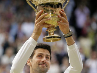 Djokovic tops Federer in historic final