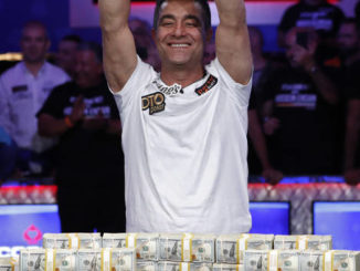 German Ensan, 55, oldest world poker champion in 20 years
