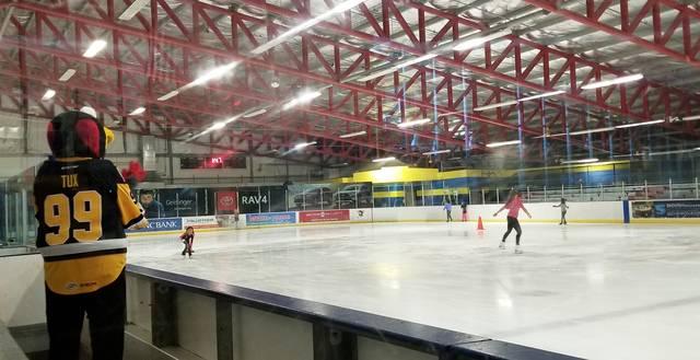Ice skating fundraiser benefits kidney disease foundation